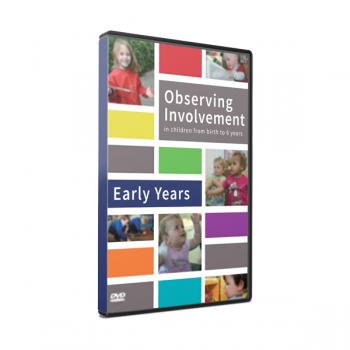 DVD Observing Involvement - Early years (0 tot 6 jaar)