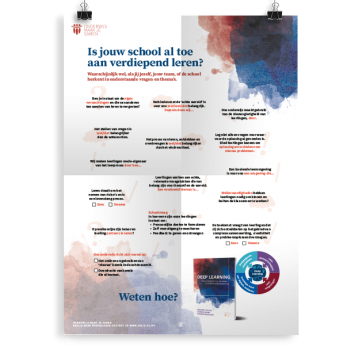 Prikkelende poster: Verdiepend leren (Deep Learning)