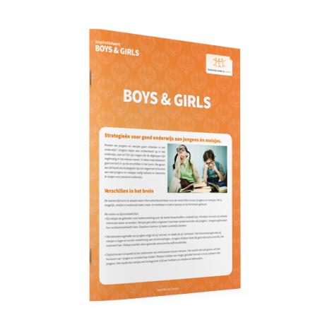 Boys&Girls - Inspiratiekaart