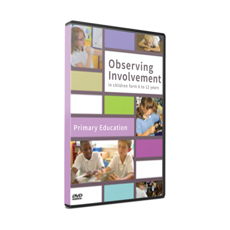 DVD Observing Involvement - Primary Education (6 tot 12 jaar)