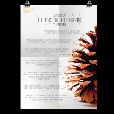 Prikkelende poster: Krachtige leeromgeving