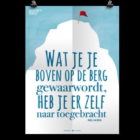 Prikkelende poster: Berg