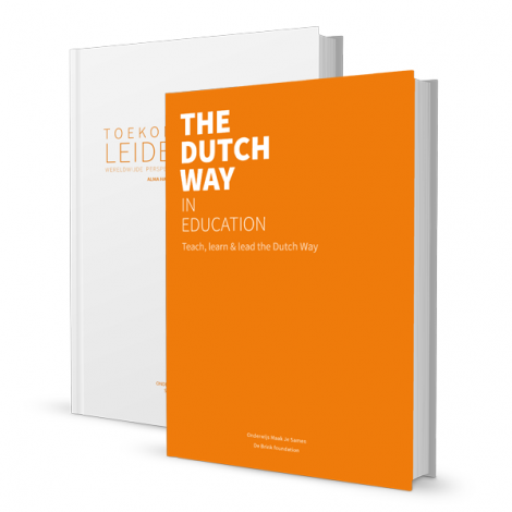 Toekomstbewust Leiderschap + The Dutch Way in Education